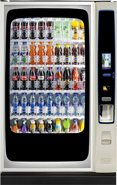 Can & Bottle Drinks Machines