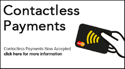 Contactless Payments Accepted